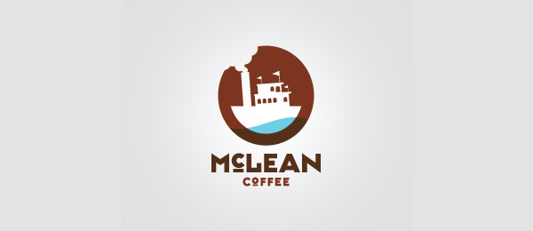 mclean coffee brown logo 20