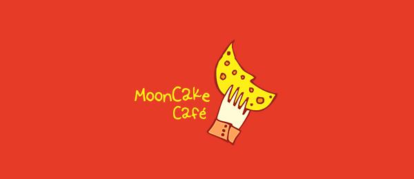 moon cake cafe logo