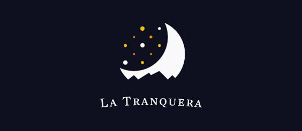 moon logo la tranquera