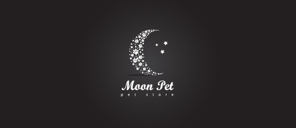 moon pet logo