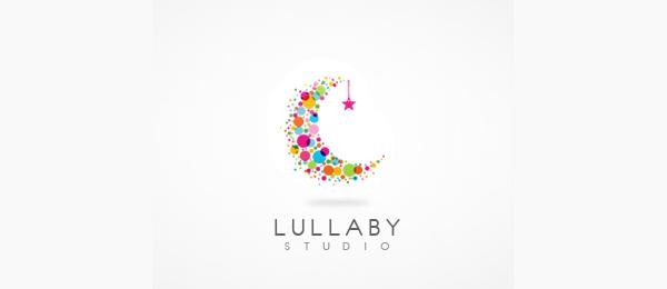 new moon logo lullaby