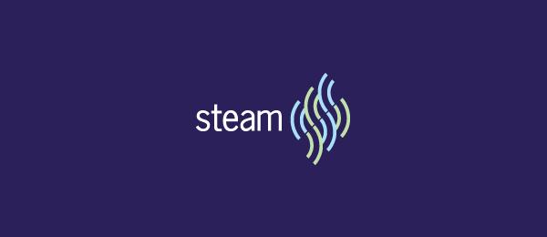 news logo steam
