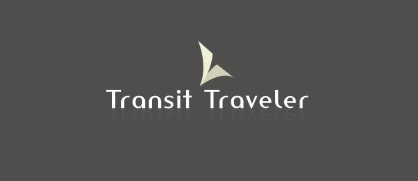 news logo transit traveler