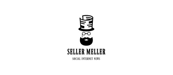 newspaper logo seller meller