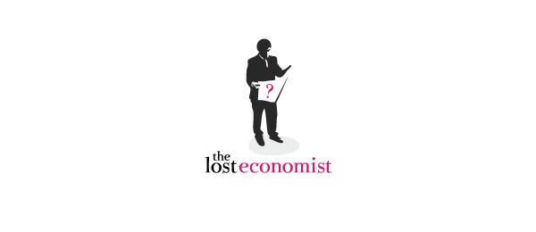 newspaper logo the lost economist