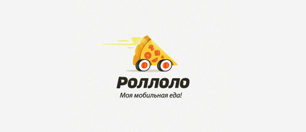 pizza car logo rollolo 18