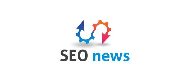 seo news logo design