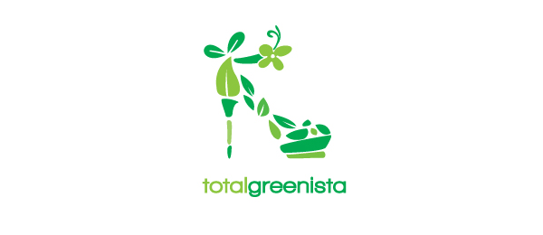 shoe logo greenista