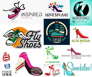40 creative shoe logo for inspiration hative