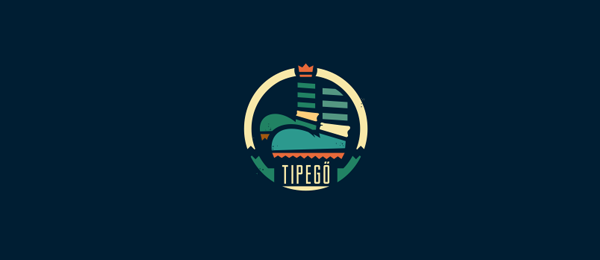 shoe logo tipego