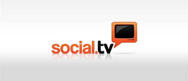 social tv computer logo 49