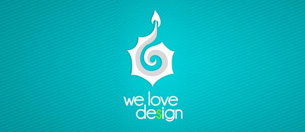 spiral logo designing