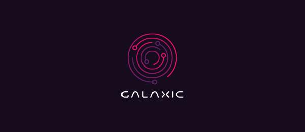 spiral logo galaxic