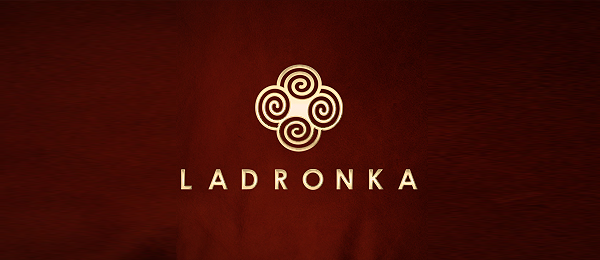 spiral logo ladronka