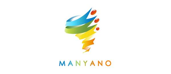 spiral logo manyona