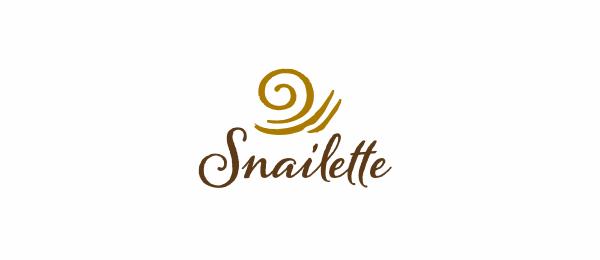 spiral logo snailette