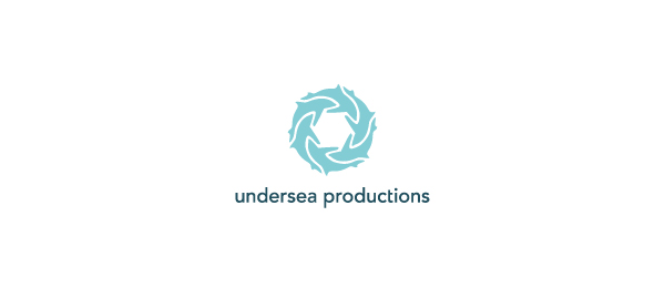 spiral logo undersea productions