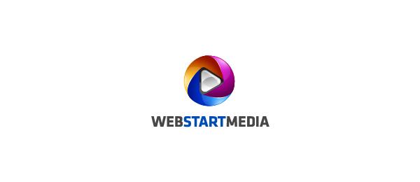 spiral logo web start media