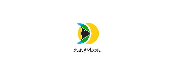 sun and moon logo