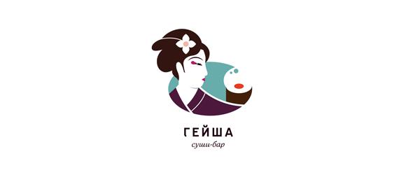 sushi bar logo designs