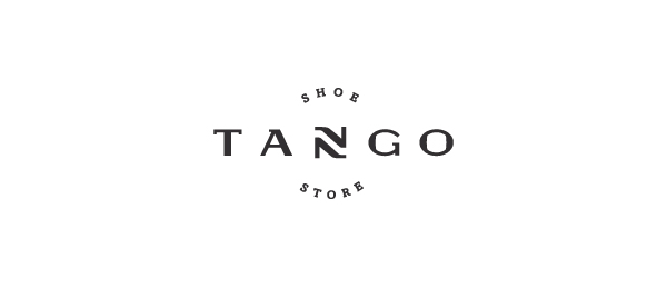tango shoe store logo