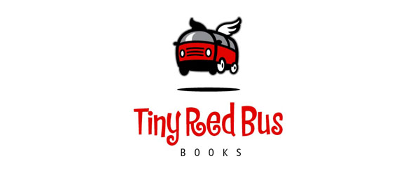 tiny red bus logo 11