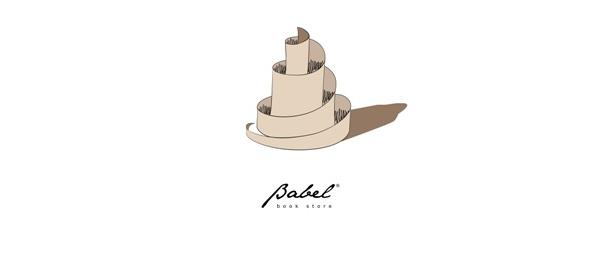 tower spiral logo babel
