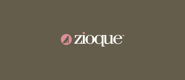 women shoe logo zioque