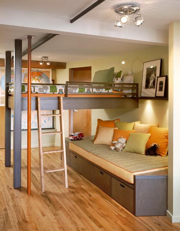 تختخواب دو طبقه جدید