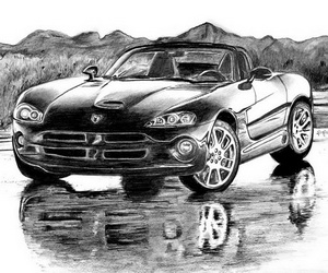 10 Cool Car Drawings For Inspiration