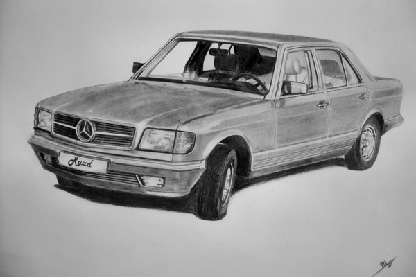 10+ Cool Car Drawings For Inspiration