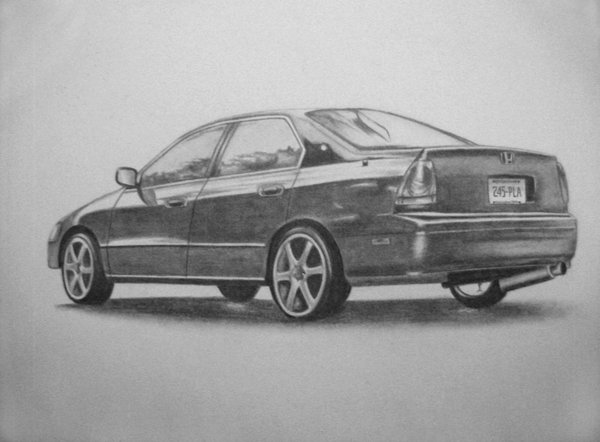 10 Cool Car Drawings For Inspiration Hative