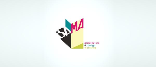 architecture design logo bama 34