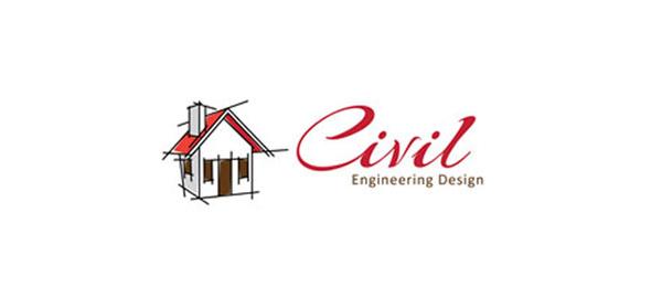 Civil Engineering Logo Design Consturction logo civil