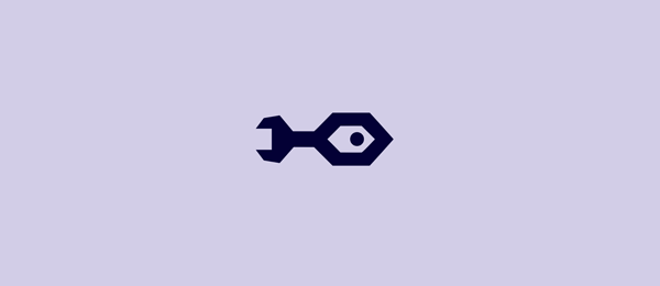 consturction logo fish wrench 9