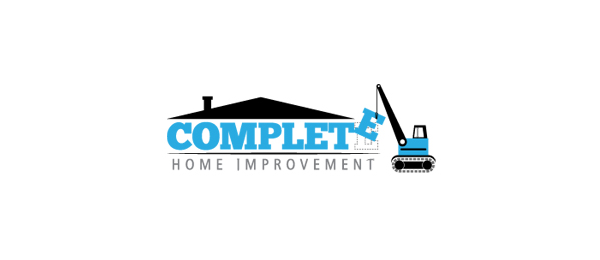Beau Consturction Logo Home Improvement 3