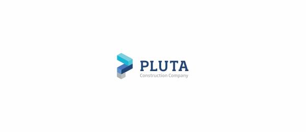 consturction logo pluta 20