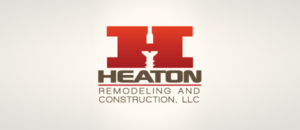 consturction logo red h engineering 6