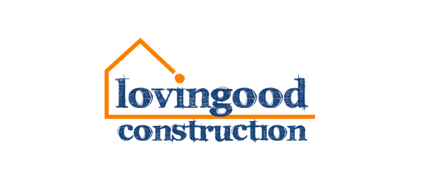 lovingood construction house shape 48 construction logo source
