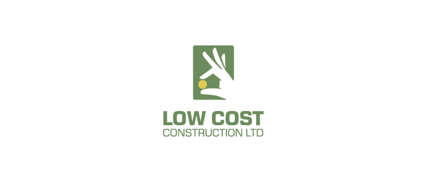 low cost construction logo 29
