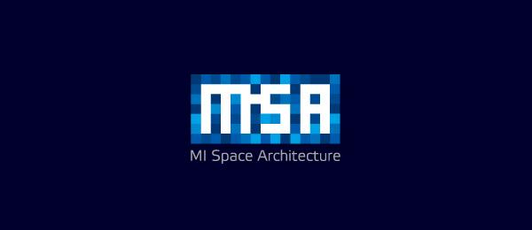 pixel architecture logo misa 42