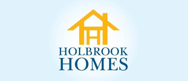 yellow house consturction logo 39
