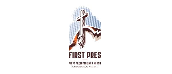 cross logo church 5