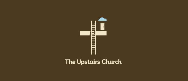 cross logo ladder church 33