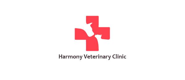 cross logo pet clinic 11