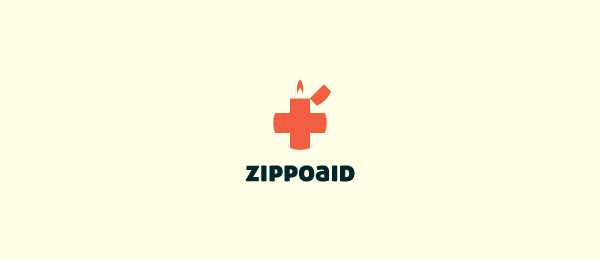 cross logo zippo 29