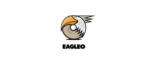 50  Cool Eagle Logo Designs for InspirationCool Eagle Logo