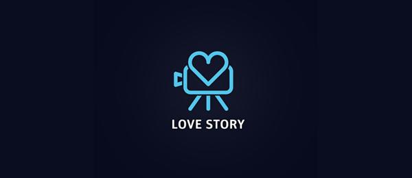 50 outstanding film logo designs for inspiration hative for Camera film logo