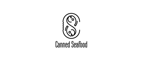 fish logo canned seafood 27