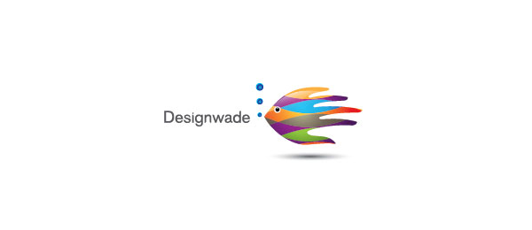 50 creative fish logo designs for inspiration hative for Design lago